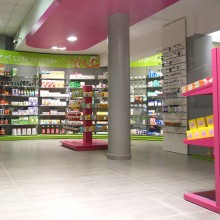 agencement-magasin-pharmacie-merault-les-abymes-guadeloupe