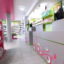 agencement-pharmacie-merault-les-abymes-guadeloupe